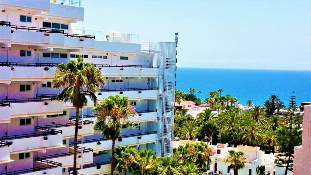 Studio apartment in Las Americas-Olympia Tenerife