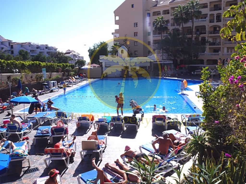 2 bedroom apartment for sale on Castle Harbour Los Cristianos Tenerife