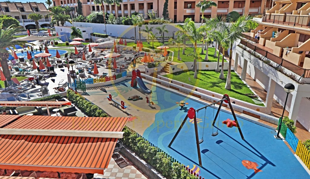 1 bedroom apartment for sale on Compostela Beach Las Americas Tenerife