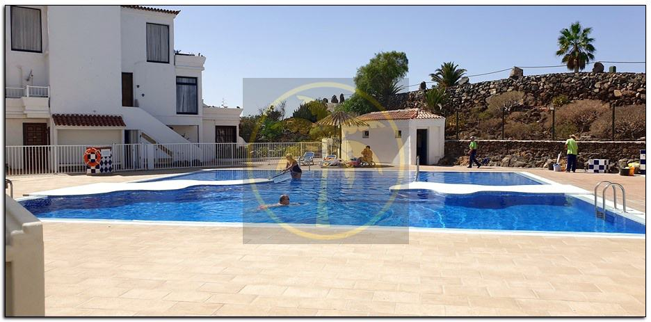 2 bedroom duplex apartment for sale in Amarilla Golf Tenerife