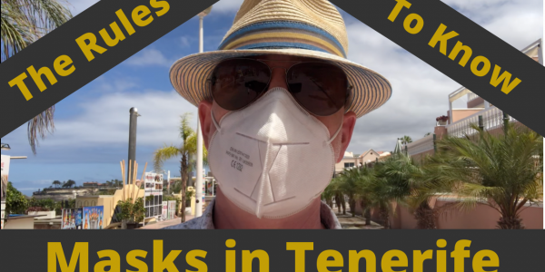 Masks in Tenerife – What you NEED to know