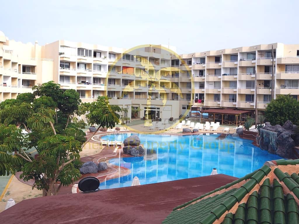 2 bedroom apartment for sale in Green Park Golf del Sur Tenerife