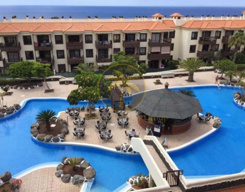1 bedroom apartment for sale in Balcon Del Mar Costa del Silencio Tenerife
