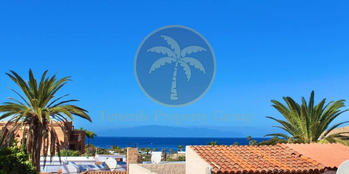 3 bedroom detached villa for sale in Palm Mar Tenerife – 550.000€