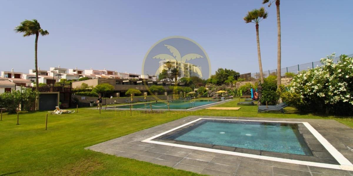 2 bedroom seafront townhouse in San Miguel Village Golf del Sur Tenerife – € 469.000