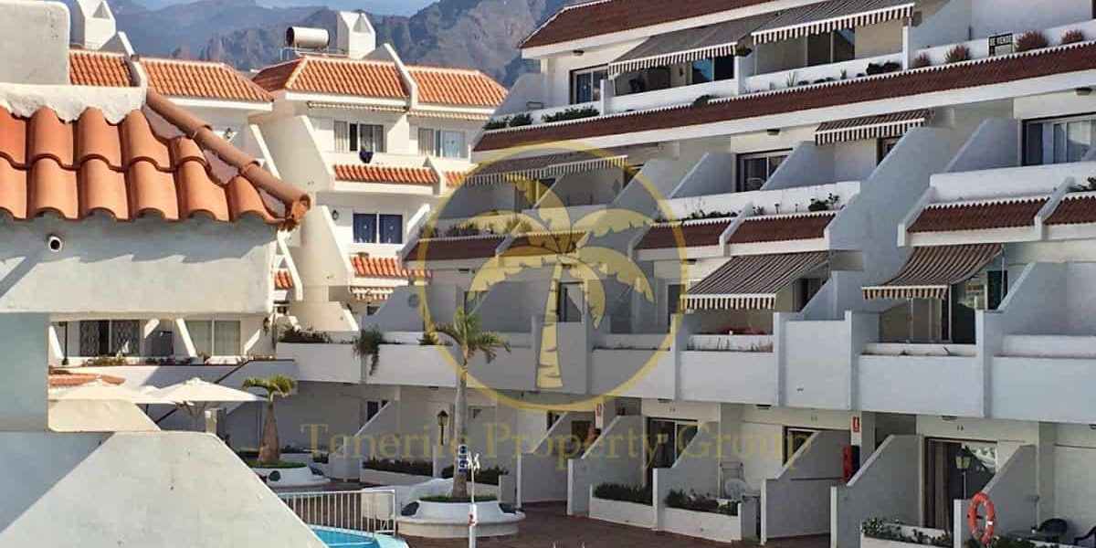 1 bedroom apartment in Las Floritas Las Americas Tenerife – 138.000€