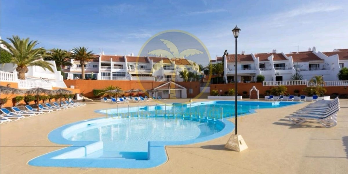Recently refurbished 1 bedroom apartment in Sand Club Golf del Sur – 164.000€