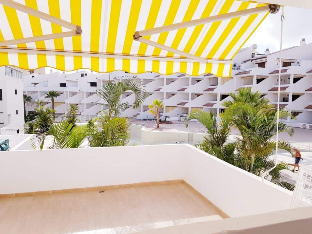 1 bedroom apartment for sale on Paloma Beach, Los Cristianos